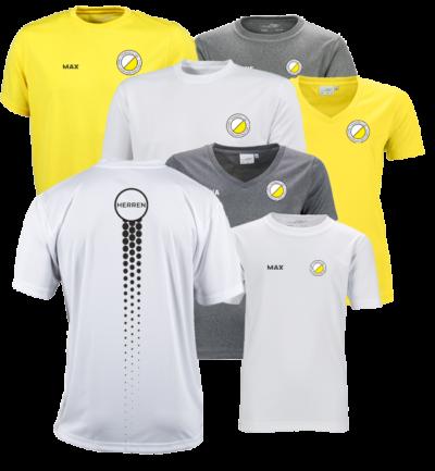 Sport Tennis Mannschat-T-Shirts